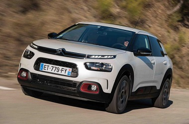 NOUVELLE BERLINE C4 CACTUS, LA BERLINE COMPACTE ULTRA-CONFORT DISPONIBLE EN TUNISIE