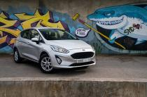 Durant la Saint Valentin, « Love is in the car » avec la Ford Fiesta !