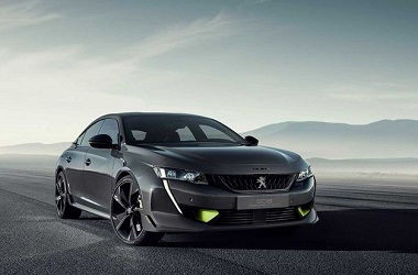 Concept 508 PEUGEOT SPORT ENGINEERED NEO-PERFORMANCE