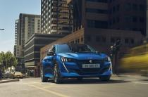 New Peugeot 208 Futuristic & Young