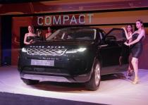 LE NOUVEAU RANGE ROVER EVOQUE ARRIVE AU SHOWROOM D'ALPHA INTERNATIONAL TUNISIE