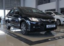 Honda City Cyber Edition