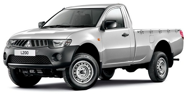 prix mitsubishi l200 simple cabine 4x2