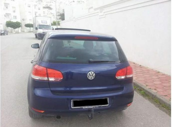 vendre volkswagen golf 6 ariana ariana ville ref uc10325. Black Bedroom Furniture Sets. Home Design Ideas