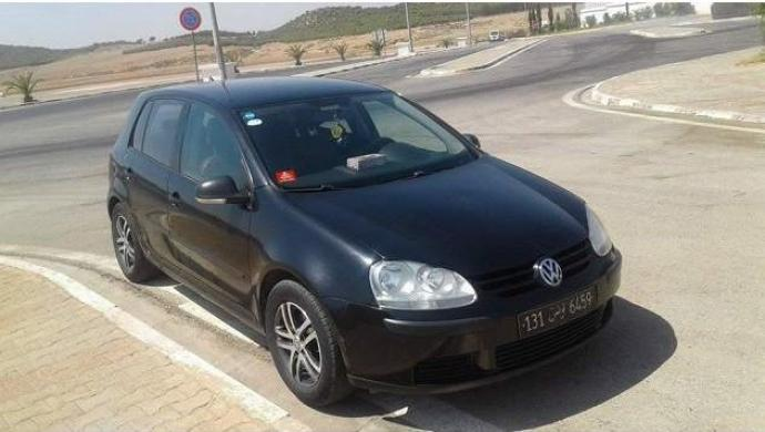 vendre volkswagen golf 5 beja beja nord ref uc10837. Black Bedroom Furniture Sets. Home Design Ideas