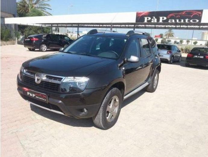 vendre dacia duster tunis cite el khadra ref uc10850. Black Bedroom Furniture Sets. Home Design Ideas
