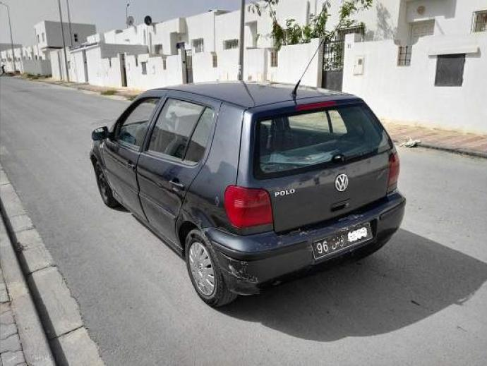 vendre volkswagen polo 4 tunis le bardo ref uc11180. Black Bedroom Furniture Sets. Home Design Ideas