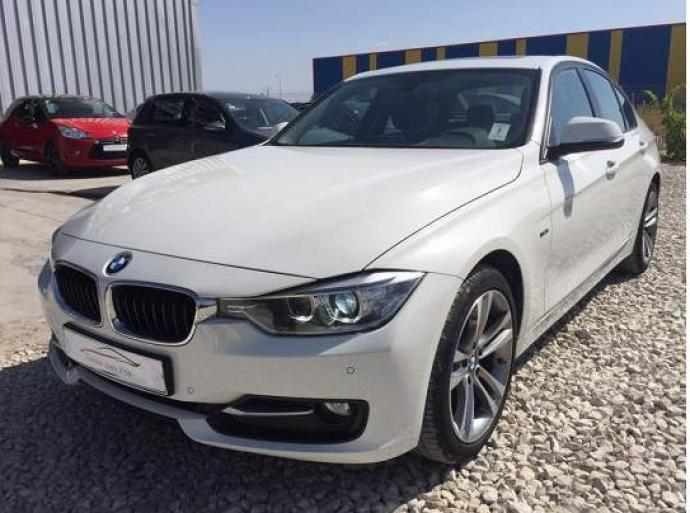 vendre bmw 316i f30 ben arous ezzahra ref uc11282. Black Bedroom Furniture Sets. Home Design Ideas