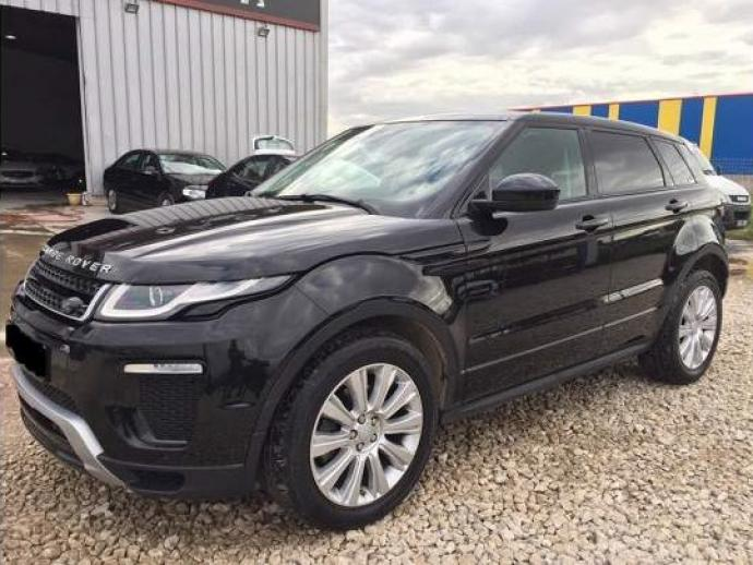 vendre range rover evoque ben arous ezzahra ref uc12773. Black Bedroom Furniture Sets. Home Design Ideas