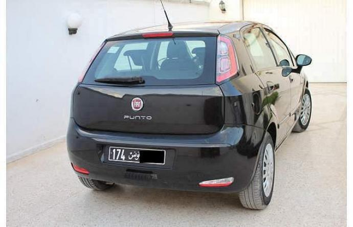 vendre fiat punto pop sfax sfax ville. Black Bedroom Furniture Sets. Home Design Ideas
