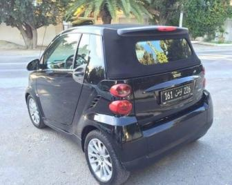 vendre smart fortwo cabriolet tunis carthage. Black Bedroom Furniture Sets. Home Design Ideas