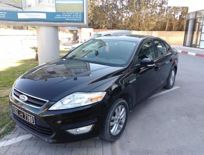 vendre ford mondeo sfax sfax sud. Black Bedroom Furniture Sets. Home Design Ideas