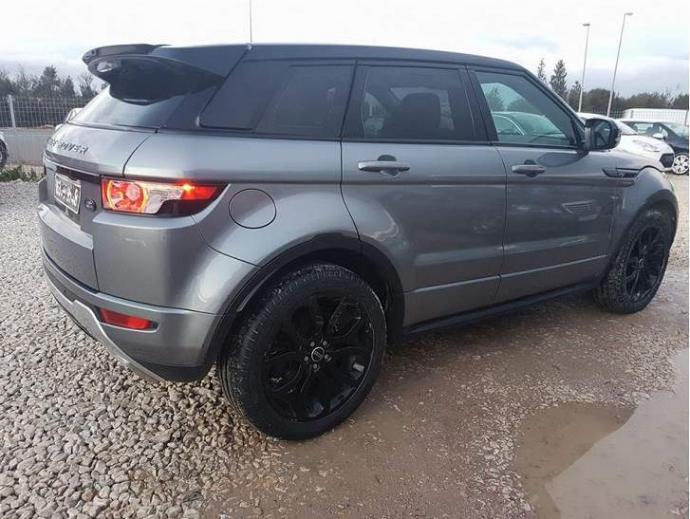 vendre range rover evoque ben arous ezzahra ref uc13688. Black Bedroom Furniture Sets. Home Design Ideas