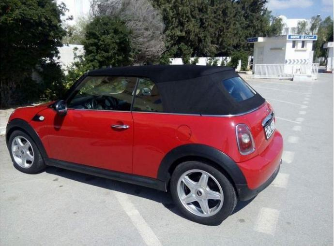 vendre mini cooper cabriolet ariana ariana ville ref uc13700. Black Bedroom Furniture Sets. Home Design Ideas