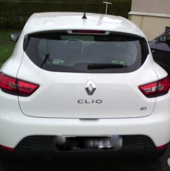 Clio dci Française