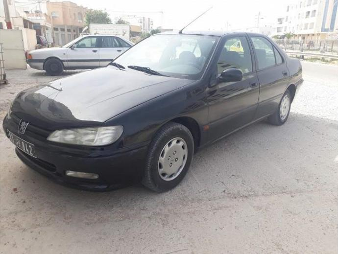 vendre peugeot 406 sfax sfax ville ref uc14026. Black Bedroom Furniture Sets. Home Design Ideas