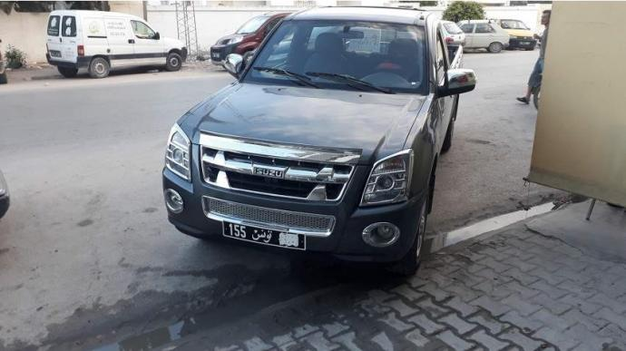 vendre isuzu d max sfax sfax ville ref uc14088. Black Bedroom Furniture Sets. Home Design Ideas