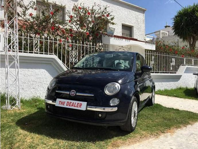 vendre fiat 500 tunis el menzah ref uc14130. Black Bedroom Furniture Sets. Home Design Ideas