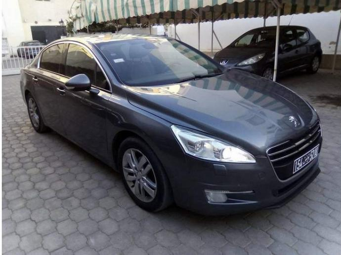 vendre peugeot 508 tunis le bardo ref uc14466. Black Bedroom Furniture Sets. Home Design Ideas