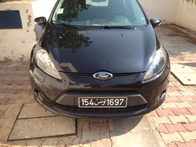 vend voiture ford fiesta excellent tat visible sur rdv 21000 dt tunis tunis ref uc14673. Black Bedroom Furniture Sets. Home Design Ideas