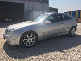 2001 Mercedes C200 coupe