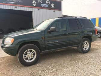2000 Jeep Grand Cherokee 1ére main