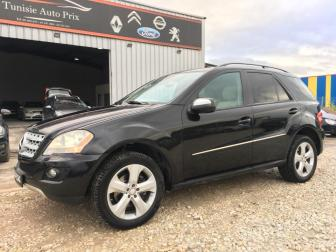 2009 Mercedes ML320 Blutec