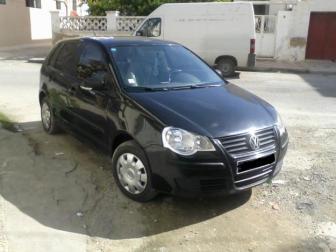 WV Polo 6 noir 5CV
