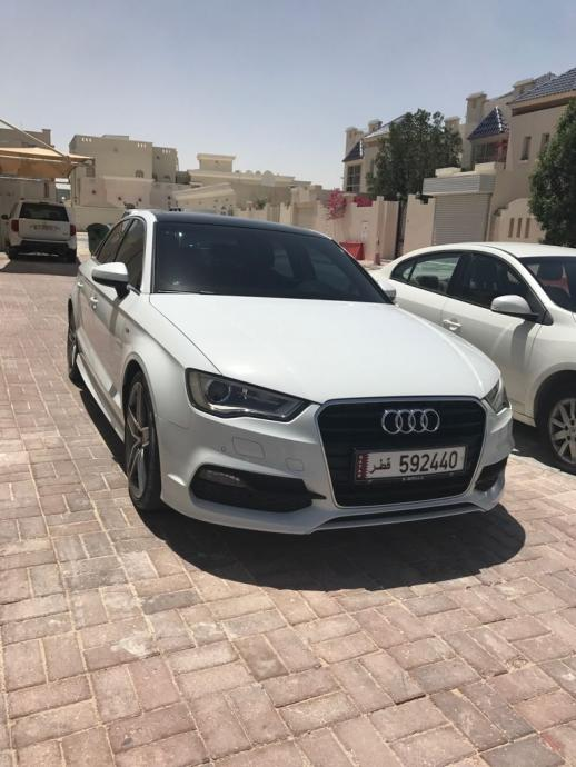 vendre vendre audi a3 s line berline 1 4 turbo mannouba mannouba ref uc15319. Black Bedroom Furniture Sets. Home Design Ideas