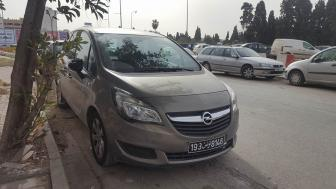 Belle Opel Meriva