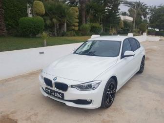 BMW 316 i boîte auto