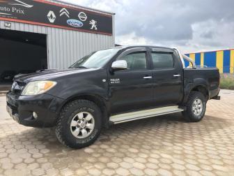 TAP143-Toyota Hilux BVA