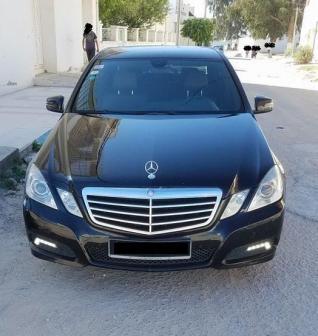 Mercedes E220 CDI Avantgarde
