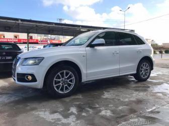 TAP318-Audi Q5 BVA