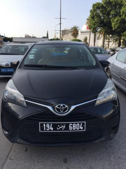 Toyota Yaris coupe 2017