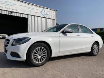 2018 Mercedes C160 BVA 1ère main