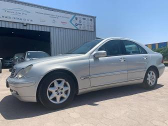 2002 Mercedes C200 CDI