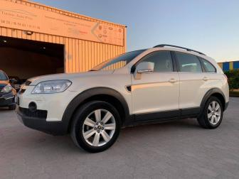 2009 Chevrolet Captiva BVA 7Places