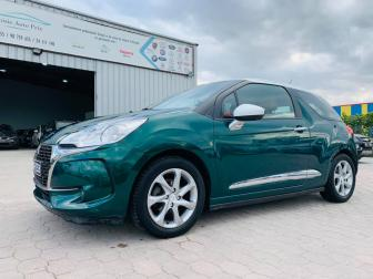 2018 Citroën DS3 BVA 1ére main