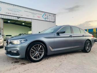 2018 BMW 520i G30 BVA Toit ouvrant 1ère main