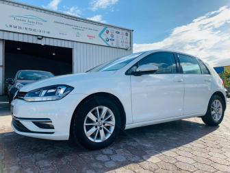 2017 Volkswagen Golf 7 BVA