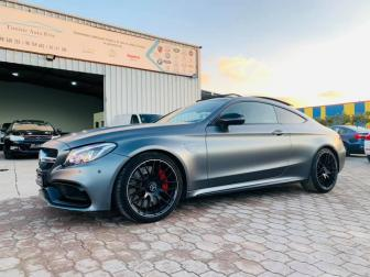 2017 Mercedes C63 AMG Coupe V8 Biturbo