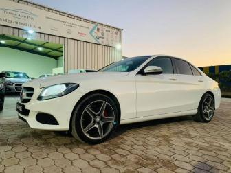 2014 Mercedes C180 BVM