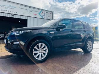 2016 Land Rover Discovery Sport Sd4 BVA toit pano