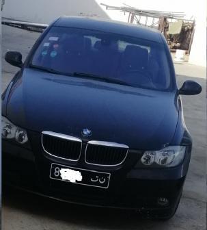 BMW 320D 163CH DIN.