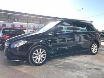 2012 Mercedes B180 BVM toit pano