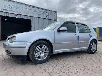 2001 Volkswagen Golf 4 motion