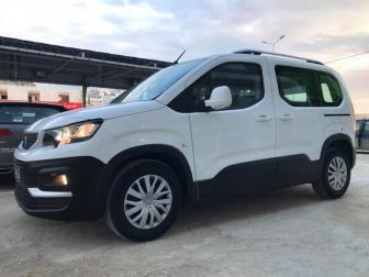 2020 Peugeot Rifter 1er main