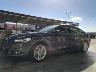 2017 Ford Fusion ST EcoBoost