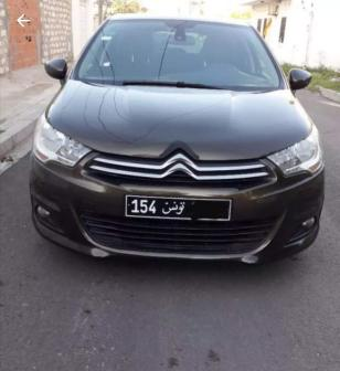 Citroën C4, B7 Exlusive, full option